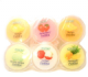 Cocon Assorted Fruit Flavour Jelly Pudding [with Coconut Gel Pieces]
